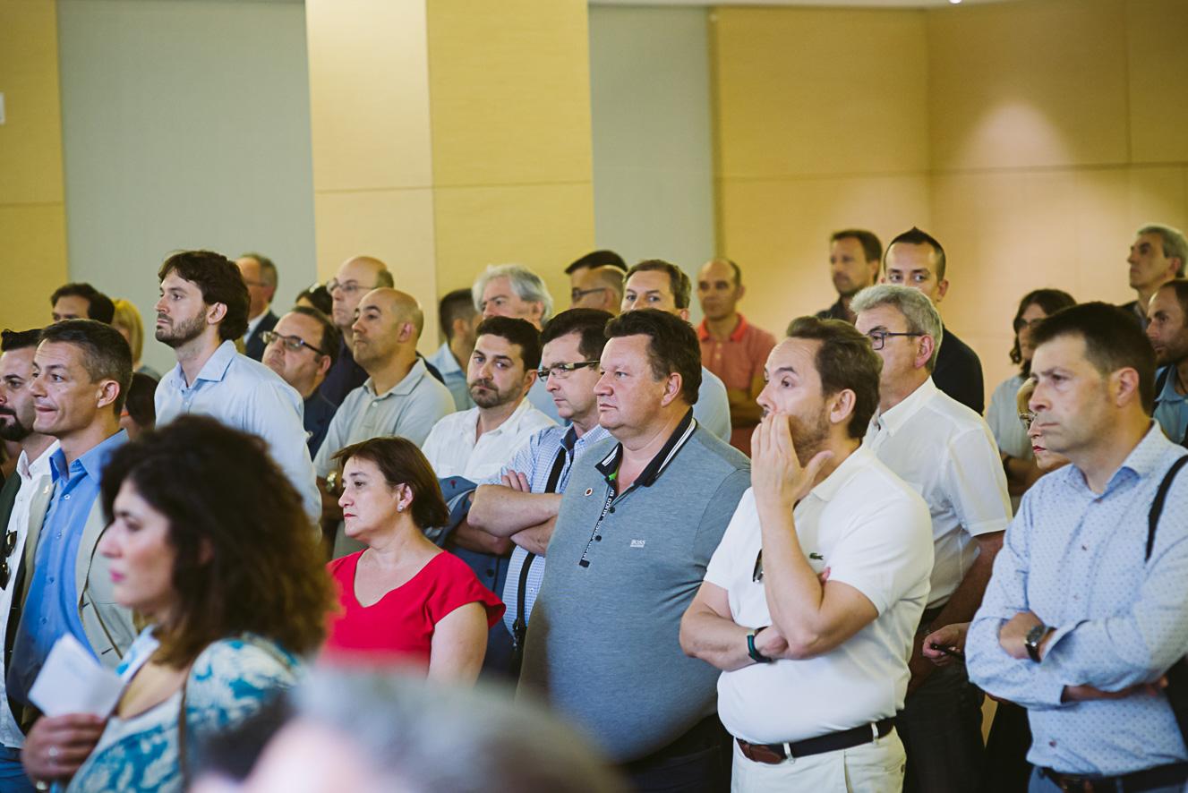 Fotos Aniversario - BNI Aurrera Araba